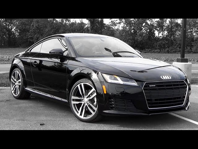 2016 Audi TT: Review - YouTube