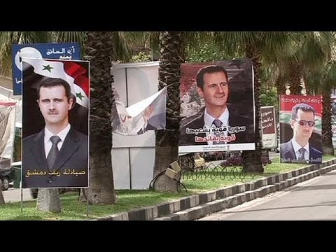 Syria to go to polls for first multi-candidate presidential election