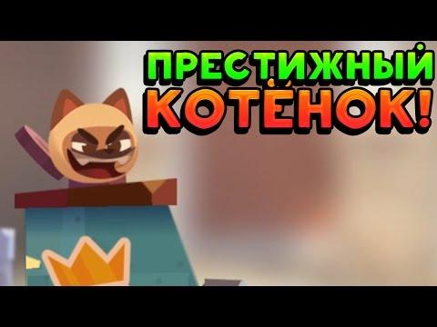 ПРЕСТИЖНЫЙ КОТЁНОК! - CATS: Crash Arena Turbo Stars