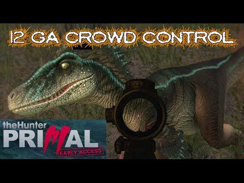 Shotgun Crowd Control ga Crowd Control Shotgun