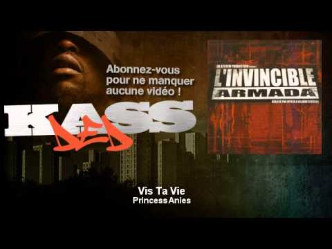 Princess Anies - Vis Ta Vie - Kassded