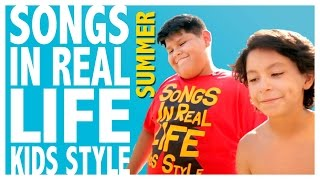 Songs In Real Life Kids Style 3 -  Summer Edition