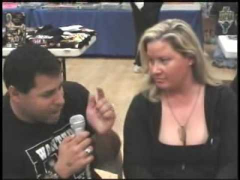 "W.W.E DIVA ""SUNNY"" TALKS ABOUT THE LATE CHRIS CANDIDO."