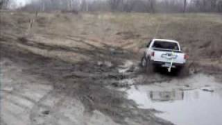 Chevy ZR2 off road