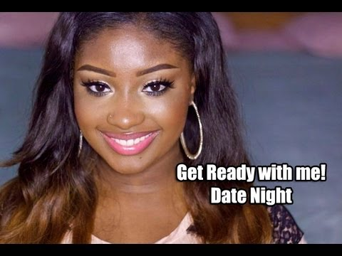 Get Ready with Me   Date Night (Makeup)!