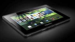 BlackBerry Playbook OS 2.0 Tour