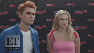 KJ Apa, Lili Reinhart And More Sound Off On 'Riverdale' Theories | RIVERDALE