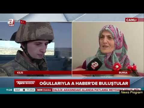 Haberler - Sınırda Görevli Askerin Sevdiği Olduğunu Canlı Yayında Öğrenen Aile - Askere Bayram Sürpr