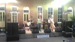 Good Rockin Tonite - The Stunning Cunning Band in Bolivar, TN
