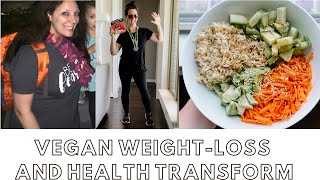 HOW I FINALLY LOST WEIGHT ON A VEGAN DIET - Starch Solution Weight Loss