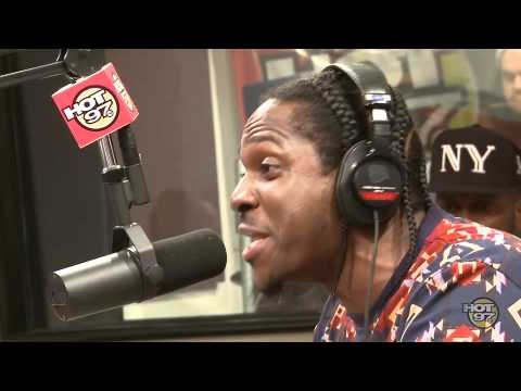 Pusha T Freestyles On Hot 97 With Funk Master Flex!