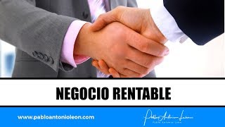 Negocio Facil y Rentable