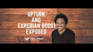 UpTurn and Experian Boost Exposed