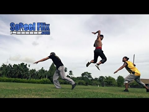 Tony Jaa Demo Reel 2013 [hd] video