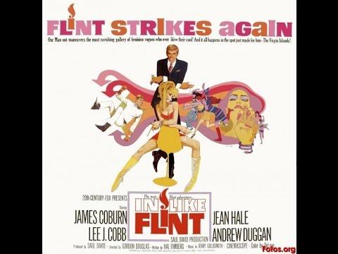 In like Flint. 1967 Sub Esp