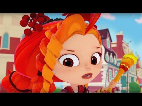 Сказочный патруль - Серия 8 - Гори - гори ясно! - мультфильм о приключениях девочек-волшебниц