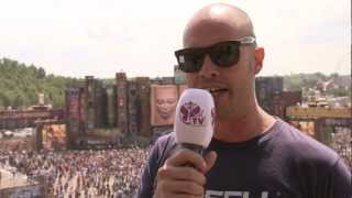 MC Stretch -  Tomorrowland 2012 Throwback