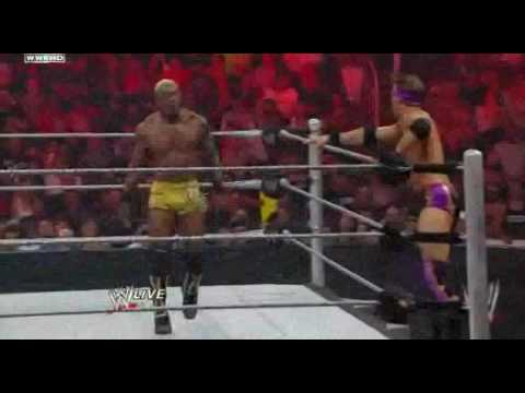 Tyler Reks & Yoshi Tatsu vs Shelton Benjamin & Zack Ryder the end part Video