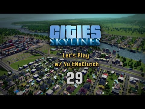 MINING INDUSTRY - Cities: Skyline Let's Play 28 @1080p/60fps