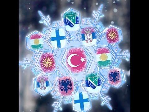 Turks, Macedonians, Kurds, Greeks, Serbs, Bosniaks, Albanians