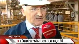 Türkiye'nin Bor Gerçeği