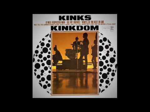 Kinks - Never Met A Girl Like You Before