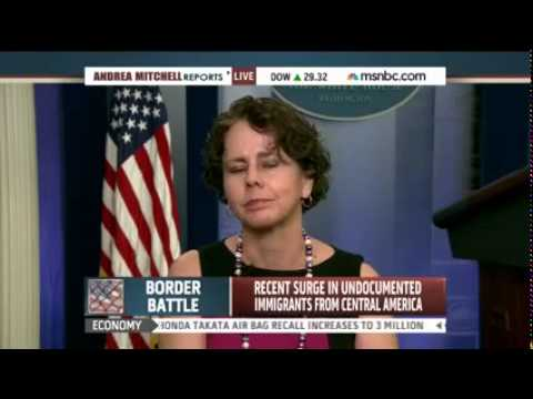 Andrea Mitchell Grills W.H. Official On Obama's