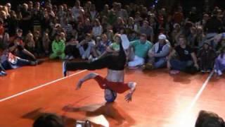 Breakdance World Championship 2009 Kalisz (Poland)