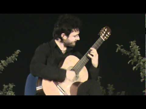Antonio Mascolo - Hommageà Ida Presti by John Duarte