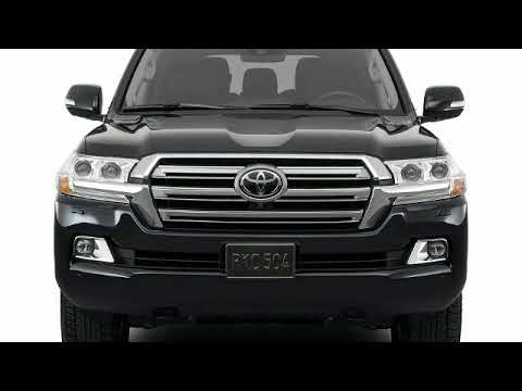 2018 Toyota Land Cruiser Video