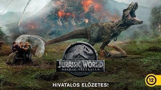 Jurassic World: Bukott birodalom - új, magyar nyelvű előzetes