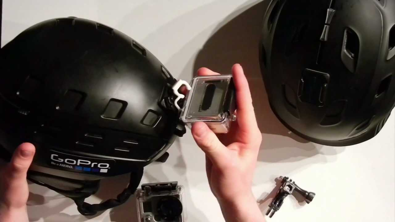 Helmet Side Mount Helmet Mounting Tips Gopro
