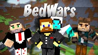 Minecraft Bed Wars #7 - Столб до небес