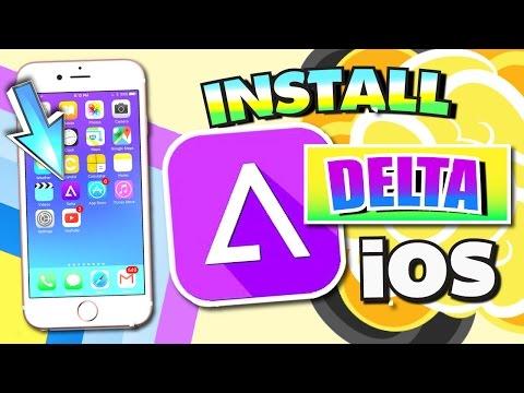 Get DELTA Emulator FREE iOS 10 - 10.2.1/9 (NO JAILBREAK) iPhone. iPad. iPod (GBA. SNES. N64 & More!)