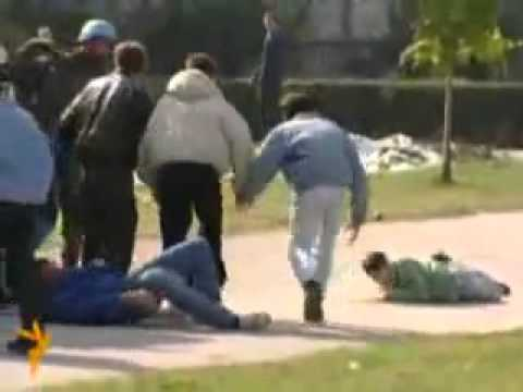 this is how war in Bosnia started (1992-1995) Dont Forget Srebrenica