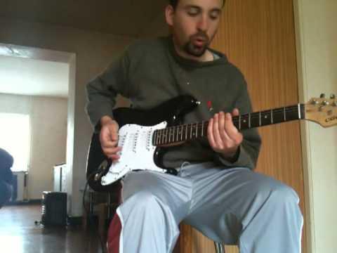 Jouer Push It de Static-x à la guitare - Apprendre Static-x à la guitare