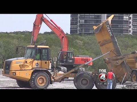 Clam Pass dredging project a race against time before turtle nesting