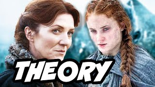 Game Of Thrones Season 6 Lady Stoneheart Theory