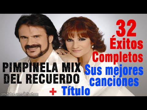 Pimpinela - Mix Baladas Del Recuerdo (temas Completos) video