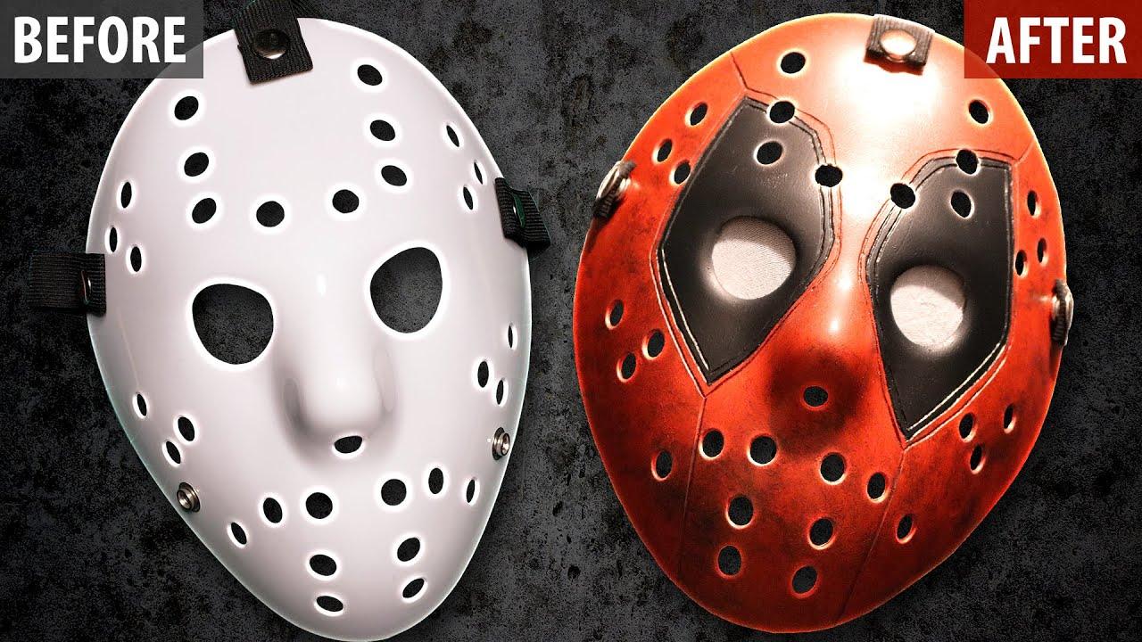 Jason mask friday the 13th 2018