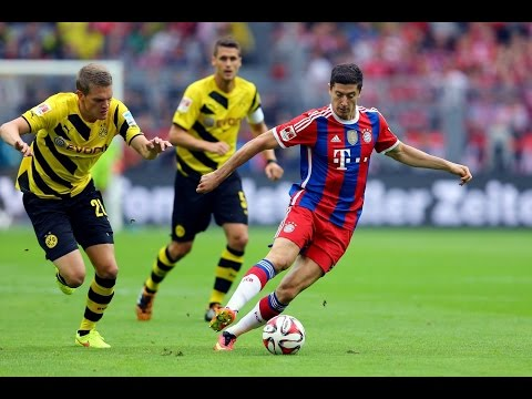 Full match highlights Bayern Munich- Borussia