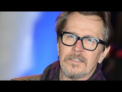 Actor Gary Oldman's Insane Rant on Racism and Hollywood Politics