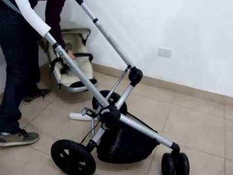 Carrito cochesito de bebe quinny buzz europeos aluminio - Cochecitos bebe quinny ...