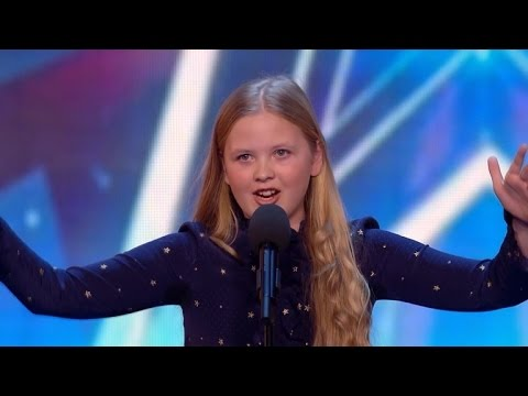 Could This Incredible 12-Year-Old Singer Be The Next Susan Boyle?