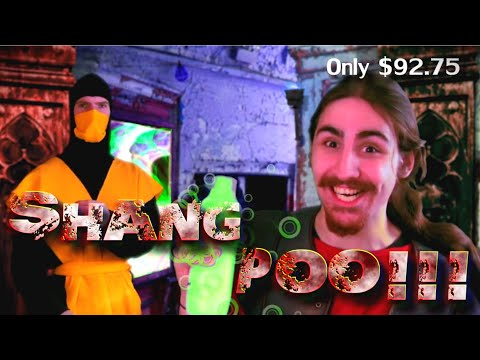 Real Mortal Kombat - Shangs Barber Shop (MK Parody)