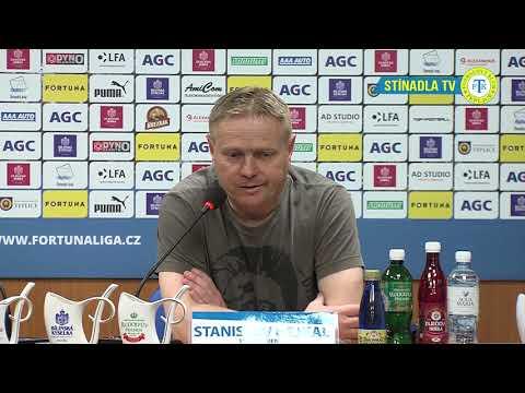 Tisková konference po zápase s Boleslaví (3.5.2019)