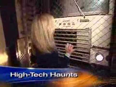 High-Tech Haunted Houses Video