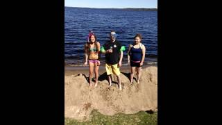 Cold Water Challenge!