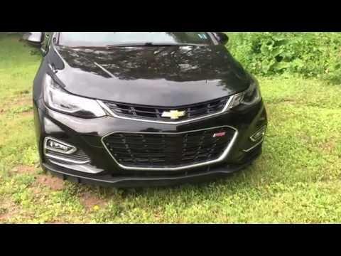 2016 Chevrolet Cruze LT/RS Review | PYE CHEVROLET TRURO NS