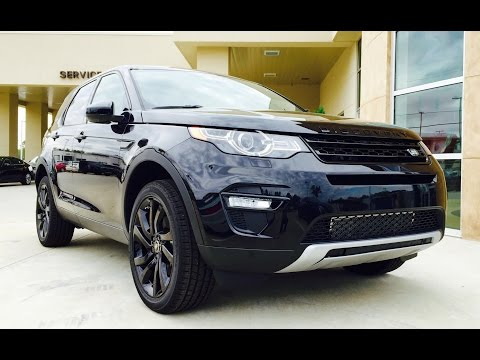 2015/2016 Land Rover Discovery Sport Full Review /Exhaust / Start Up
